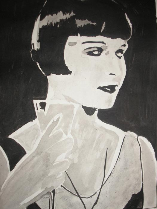 Louise Brooks by Coffee58